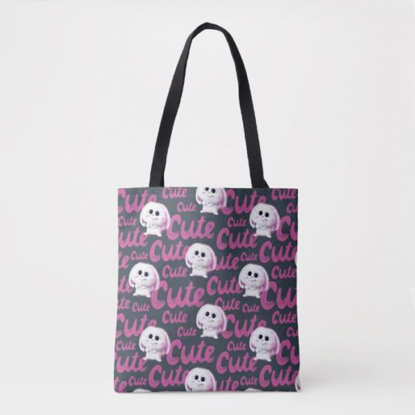 Secret Life of Pets - Snowball Cute Pattern Tote Bag