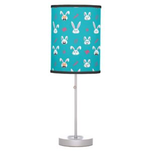 Secret Life of Pets - Snowball Pattern Desk Lamp