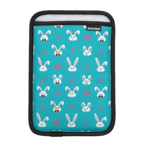 Secret Life of Pets - Snowball Pattern iPad Mini Sleeve