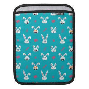 Secret Life of Pets - Snowball Pattern iPad Sleeve