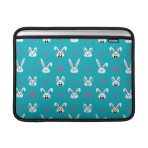 Secret Life of Pets - Snowball Pattern MacBook Air Sleeve