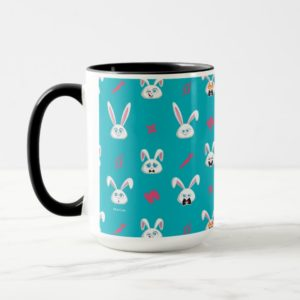 Secret Life of Pets - Snowball Pattern Mug