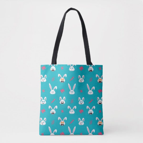 Secret Life of Pets - Snowball Pattern Tote Bag