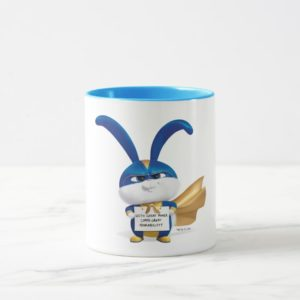 Secret Life of Pets | Snowball - With Great Power Mug