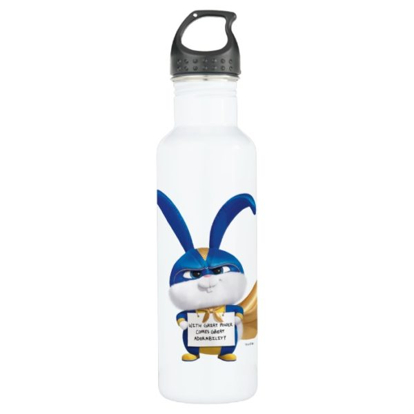 Secret Life of Pets | Snowball - With Great Power Stainless Steel Water Bottle