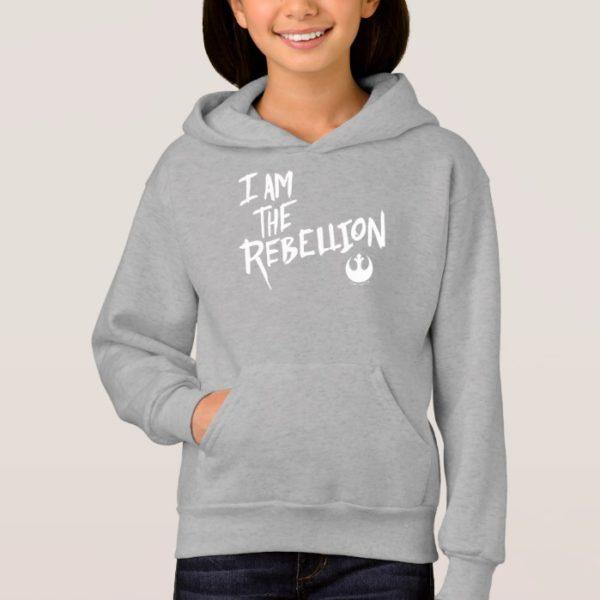 Star Wars | I Am The Rebellion Hoodie