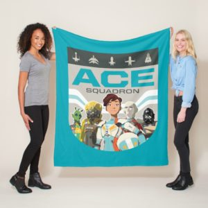 Star Wars Resistance | Ace Squadron Fleece Blanket