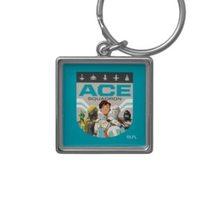 Star Wars Resistance | Ace Squadron Keychain