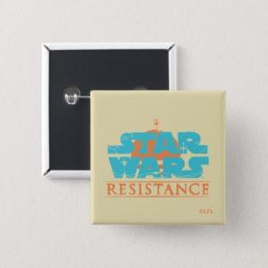 Star Wars Resistance | Ace Squadron Logo Button