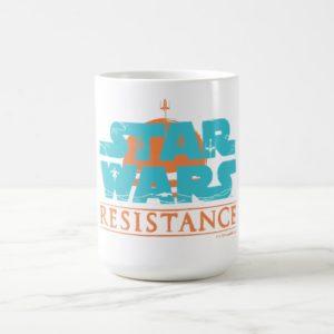 Star Wars Resistance   Ace Squadron Logo Coffee Mug