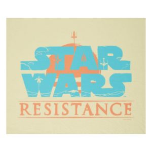 Star Wars Resistance | Ace Squadron Logo Fleece Blanket