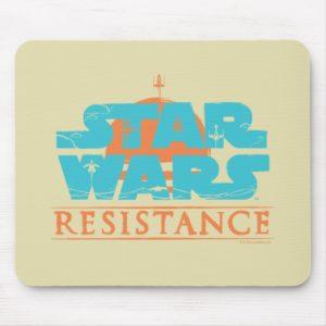 Star Wars Resistance   Ace Squadron Logo Mouse Pad
