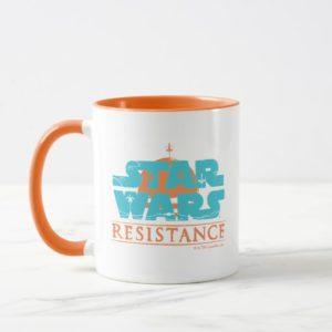 Star Wars Resistance   Ace Squadron Logo Mug
