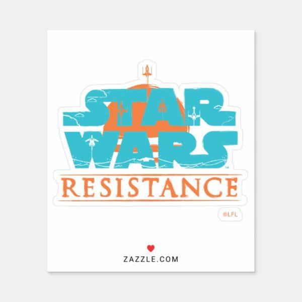Star Wars Resistance | Ace Squadron Logo Sticker