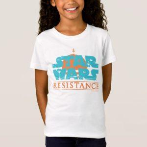 Star Wars Resistance   Ace Squadron Logo T-Shirt