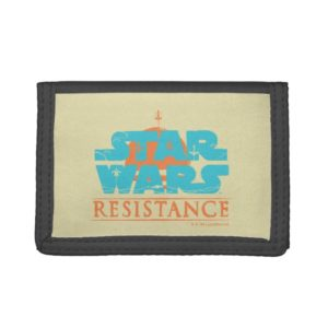 Star Wars Resistance | Ace Squadron Logo Trifold Wallet
