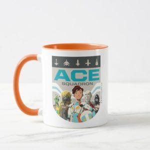 Star Wars Resistance | Ace Squadron Mug