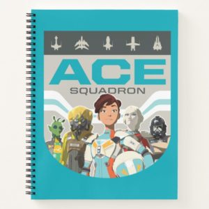 Star Wars Resistance | Ace Squadron Notebook