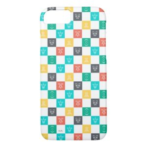 Star Wars Resistance | Aces Icon Checker Pattern Case-Mate iPhone Case