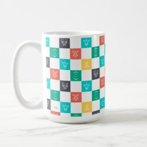 Star Wars Resistance | Aces Icon Checker Pattern Coffee Mug
