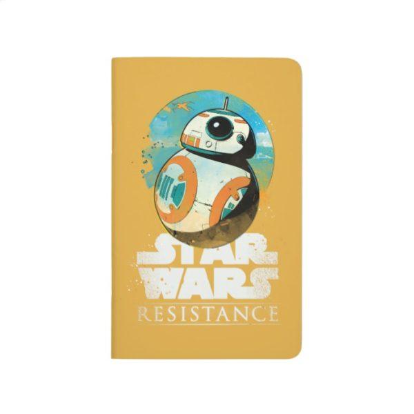 Star Wars Resistance   BB-8 Badge Journal