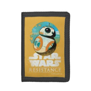 Star Wars Resistance | BB-8 Badge Trifold Wallet