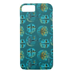 Star Wars Resistance | Teal Ace Fighters Pattern Case-Mate iPhone Case
