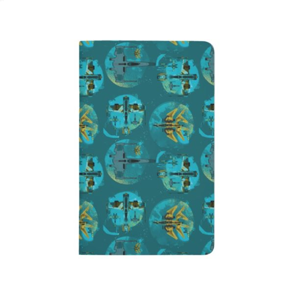 Star Wars Resistance | Teal Ace Fighters Pattern Journal