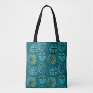 Star Wars Resistance | Teal Ace Fighters Pattern Tote Bag