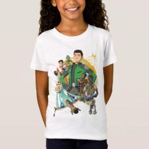 Star Wars Resistance | Team Fireball T-Shirt