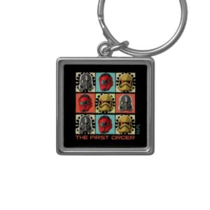 Star Wars Resistance | The First Order Keychain