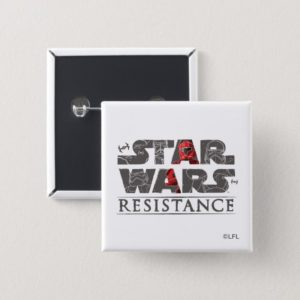 Star Wars Resistance | The First Order Logo Button