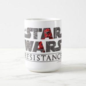 Star Wars Resistance | The First Order Logo Coffee Mug