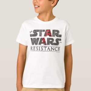 Star Wars Resistance | The First Order Logo T-Shirt