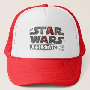 Star Wars Resistance | The First Order Logo Trucker Hat