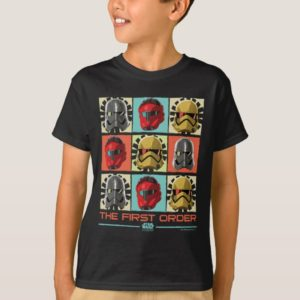 Star Wars Resistance | The First Order T-Shirt