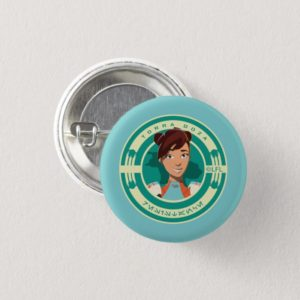 Star Wars Resistance | Torra Doza Button