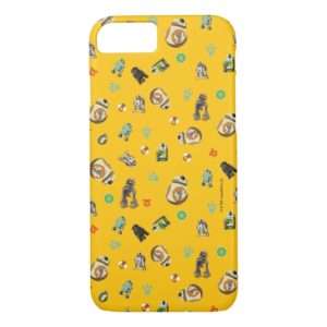 Star Wars Resistance | Yellow Droids Pattern Case-Mate iPhone Case