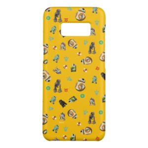 Star Wars Resistance | Yellow Droids Pattern Case-Mate Samsung Galaxy S8 Case