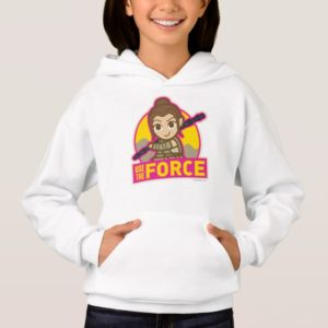 Star Wars | Rey - Use the Force Hoodie