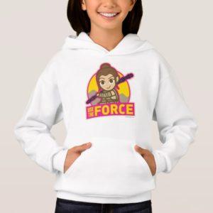 Star Wars | Rey - Use the Force Hoodie