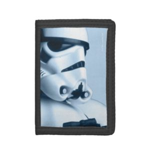 Stormtrooper Photo Collage Trifold Wallet