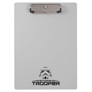 Stormtrooper Simplified Graphic Clipboard