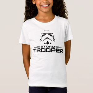 Stormtrooper Simplified Graphic T-Shirt