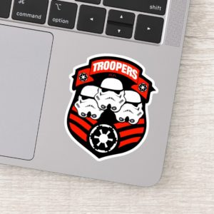 Stormtroopers Imperial Badge Sticker