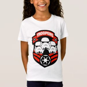 Stormtroopers Imperial Badge T-Shirt