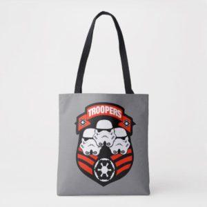 Stormtroopers Imperial Badge Tote Bag