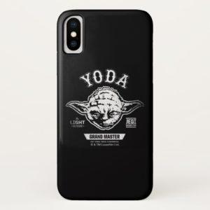 Yoda Grand Master Emblem Case-Mate iPhone Case