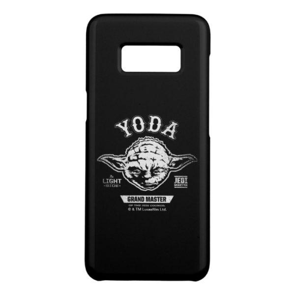 Yoda Grand Master Emblem Case-Mate Samsung Galaxy S8 Case