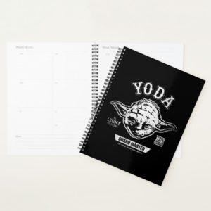 Yoda Grand Master Emblem Planner